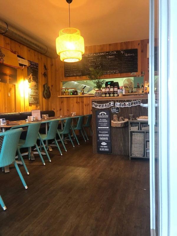 Le Solsol - Restaurant Hendaye