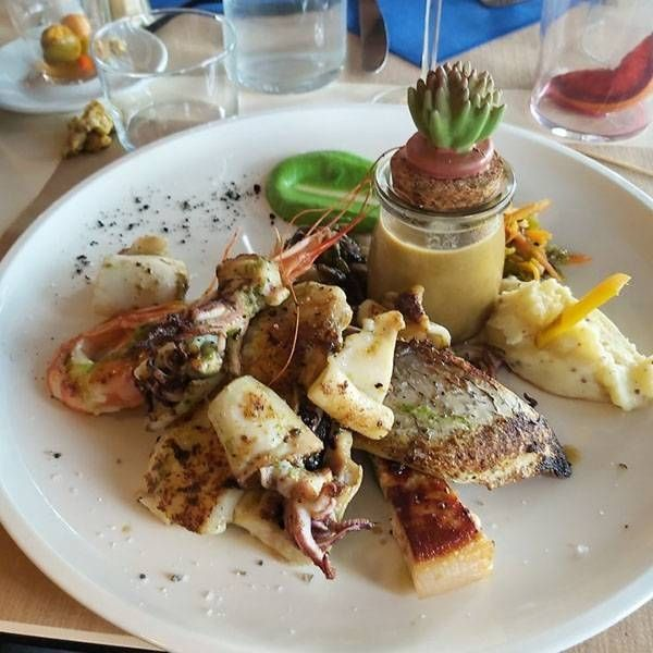 Le Restaurant - Le Solsol - Restaurant Hendaye